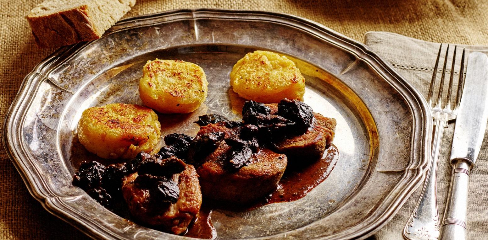 Jedilni list – Tradicionalne slovenske prekmurske jedi